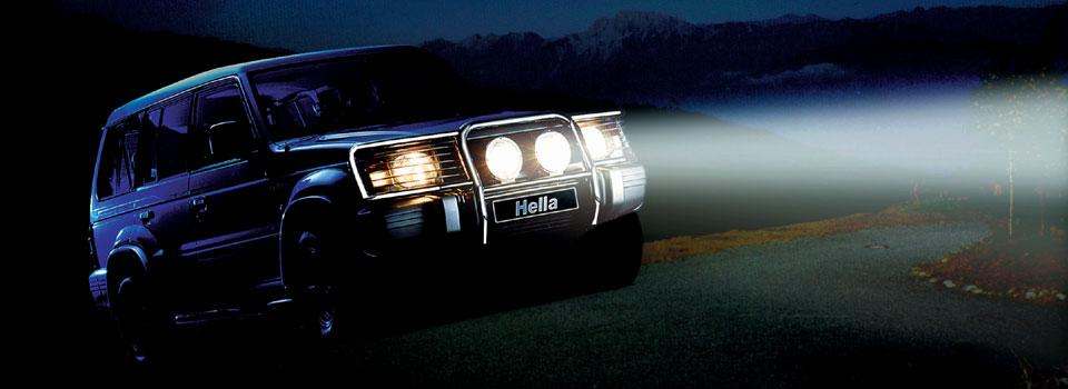Hella Driving Lights