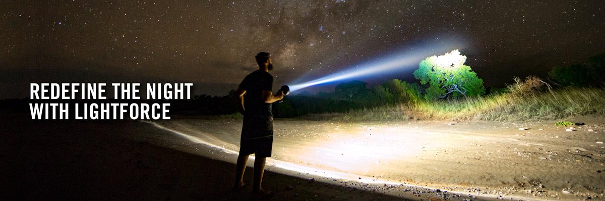 Lightforce Handheld Spotlights