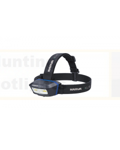 Narva 71426 Rechargeable LED Headlamp 250 Lumens