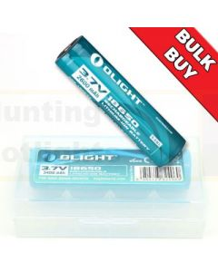 18650 Rechargeable Torch Battery 2600mah