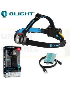 Powa Beam FOL-H15S Olight H15S Wave Rechargeable LED Headlamp