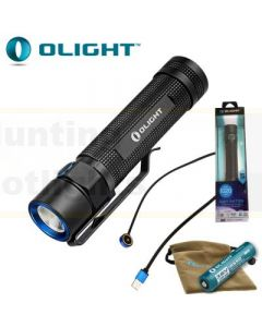 Olight S2R LED Torch, 1020Lm