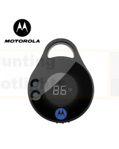 Motorola M-PB340 Outdoor Personal LED Light with Digital Thermometer