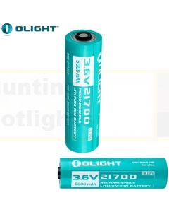 Olight BAT-217C50 5000mAh 21700 Rechargeable Battery