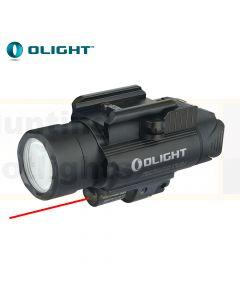 Olight FOL-BALDR-RL BALDR Rail Mount Light with Red Laser - 1120 lm