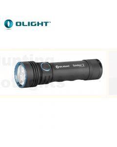 Olight FOL-SEEKER2 Black LED Seeker 2 Torch - 3000 Lumens