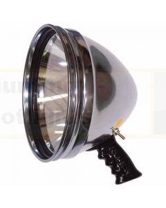 Powa Beam 245mm Hand Held 100W Halogen Hunting Spotlight