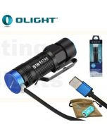 Olight S1R Baton Rechargeable LED Torch, 900Lm