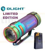 Olight S Mini Titanium LED Torch, 550Lm